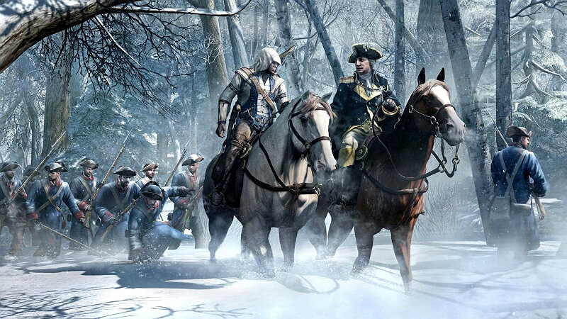 Assassin's Creed 3 Multiplayer Crack