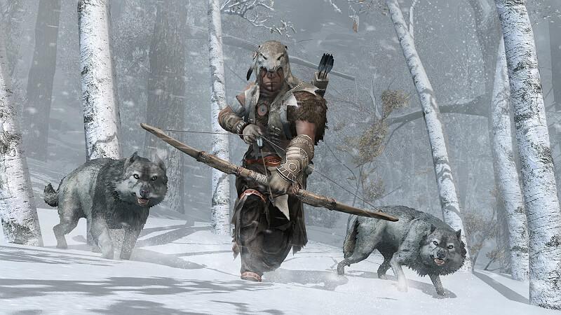 Assassin's Creed 3 Tyranny of King Washington Crack