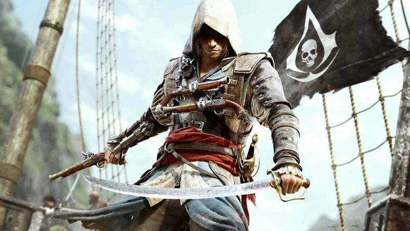 Assassin's Creed 4 Black Flag Crack