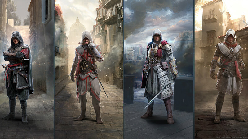 Assassins_Creed_Identity Characters
