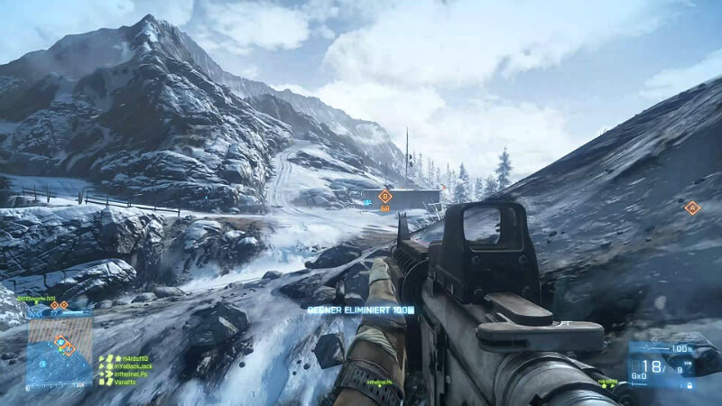 Battlefield 3 Multiplayer Cheats