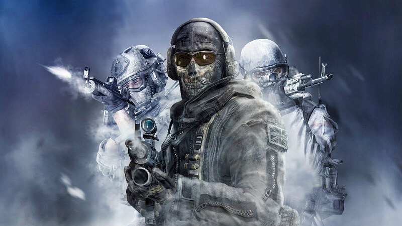 Call of Duty Ghosts Crack