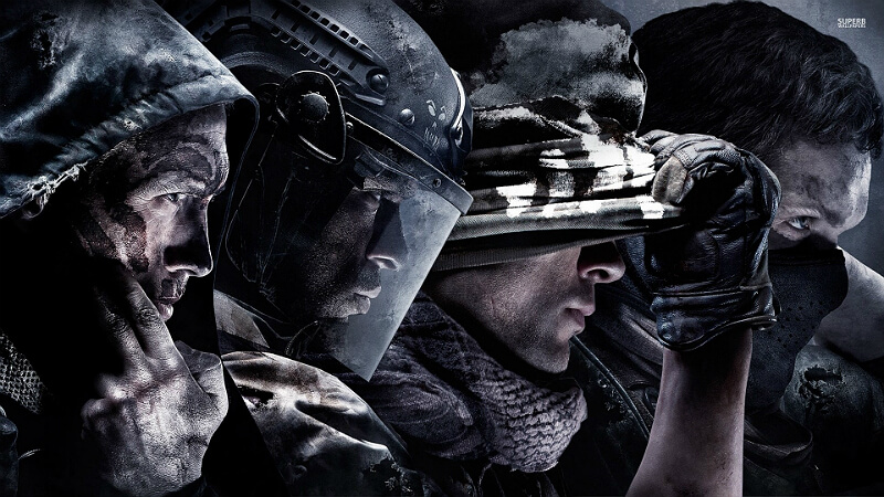 Call of Duty Ghosts Multiplayer Crack