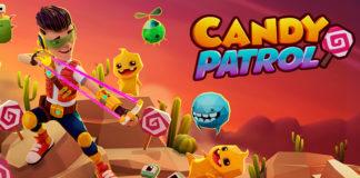 Candy patrol Lollipop defense