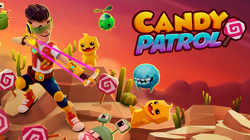 Download Candy patrol: Lollipop defense Free for iPhone