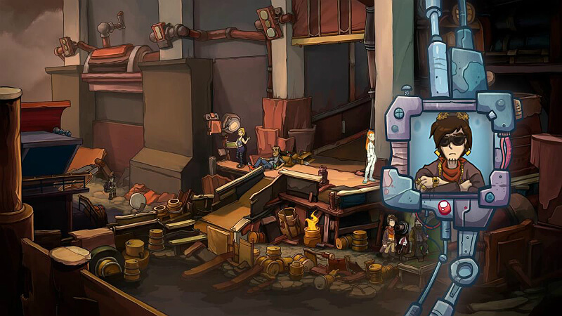 Chaos on Deponia Crack PC