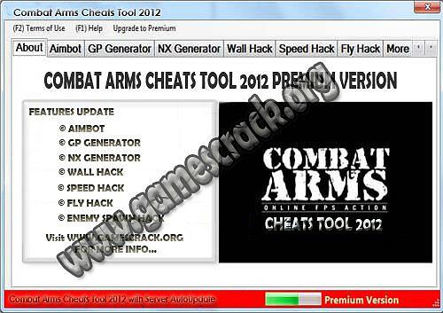 Combat Arms Cheats