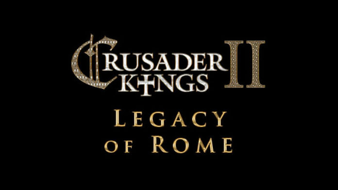 Crusader Kings 2 Legacy of Rome