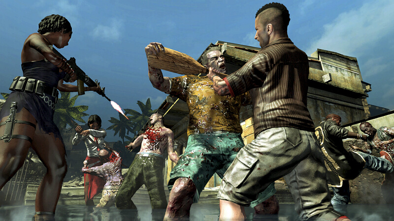Dead Island Riptide GamePlay