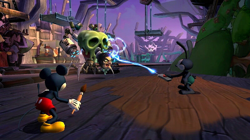 Epic Mickey 2 The Power of Two Crack