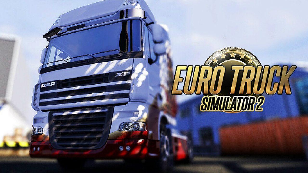 Euro Truck Simulator 2 Crack | GamesCrack org