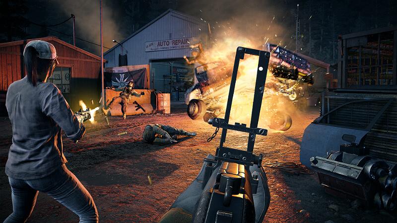 Far Cry 5 Gun