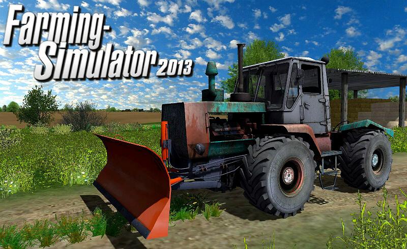 Farming Simulator 2013 Ursus Crack | GamesCrack org