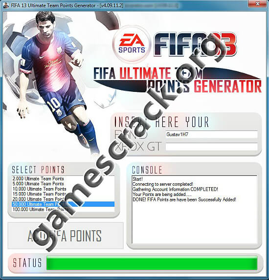 Fifa Points Generator Free Fifa Points