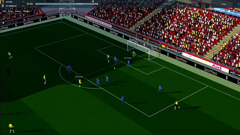 Football Manager 2018 GamePlay