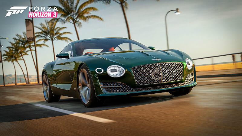 Forza Horizon 3 Bentley
