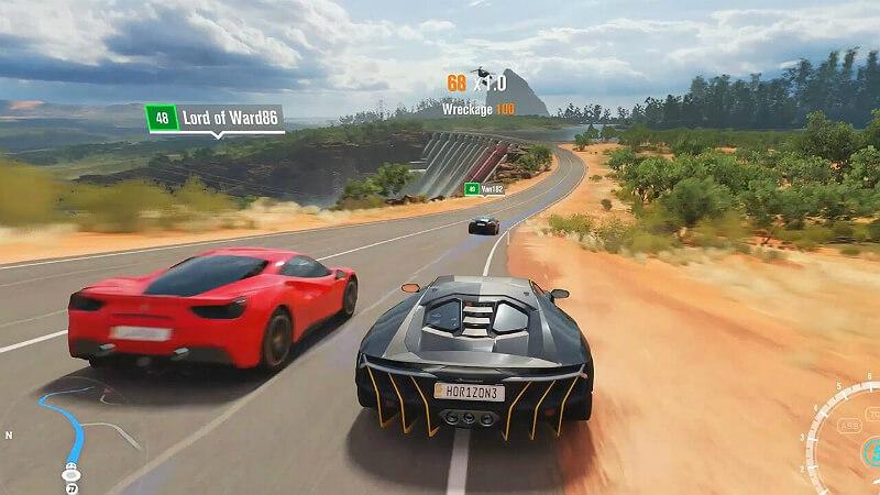 Forza Horizon 3 GamePlay