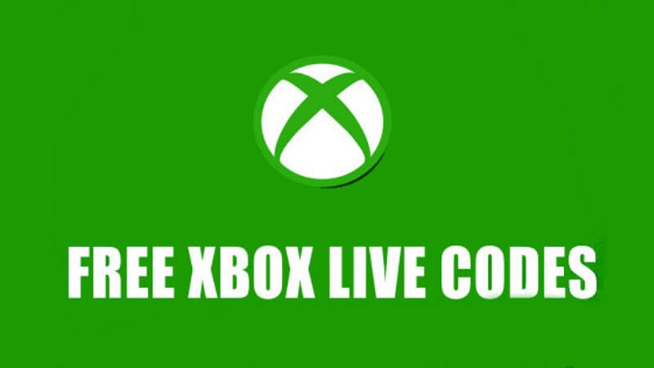 Free Xbox Live Codes | GamesCrack org