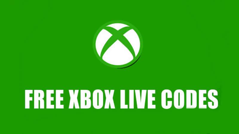 Free Xbox Live Codes   GamesCrack org