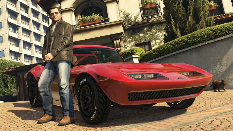GTA V Car