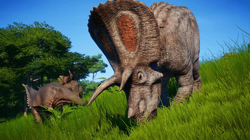 Jurassic World Evolution Dinosaur