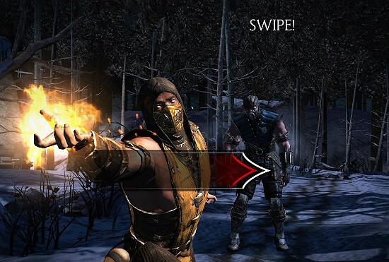 Mortal Kombat X Skill