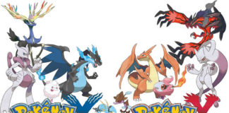 Pokemon X and Y Rom