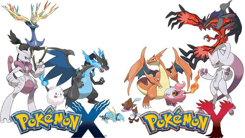 pokemon x rom download 3ds