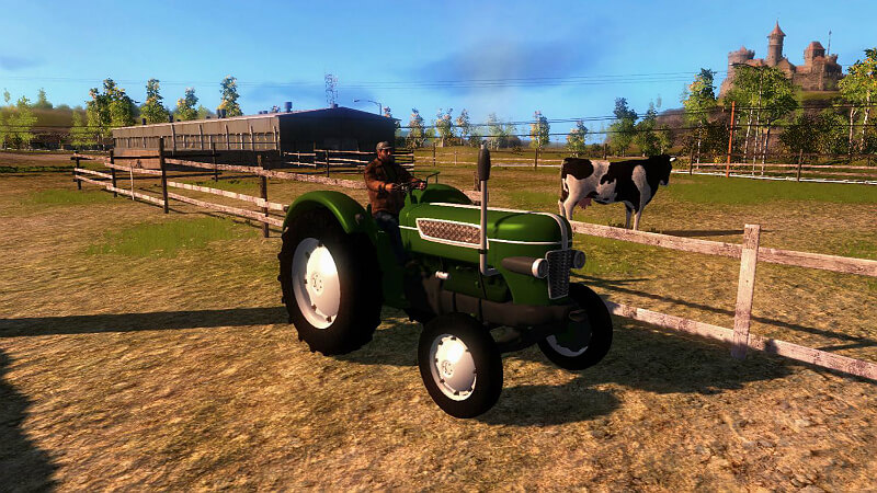 Professional Farmer 2014 Tractor
