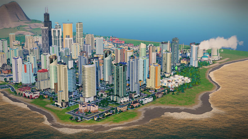 SimCity 5 Free Download - CroHasIt - Download PC Games For ...  Simcity 2013