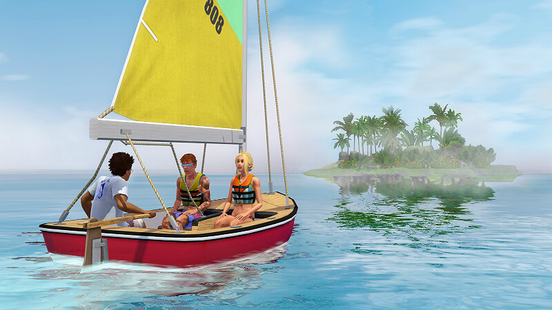 Sims 3 Island Paradise Crack