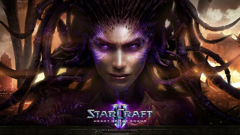 starcraft ii heart of the swarm download