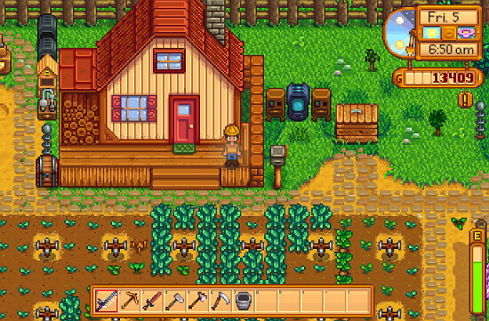 Stardew Valley Conclusion