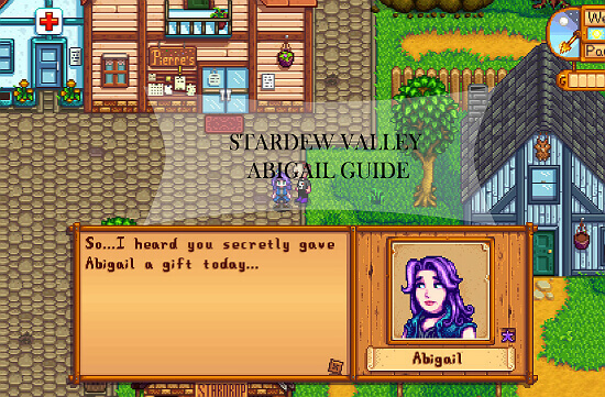 Stardew Valley Conversations and Gifts