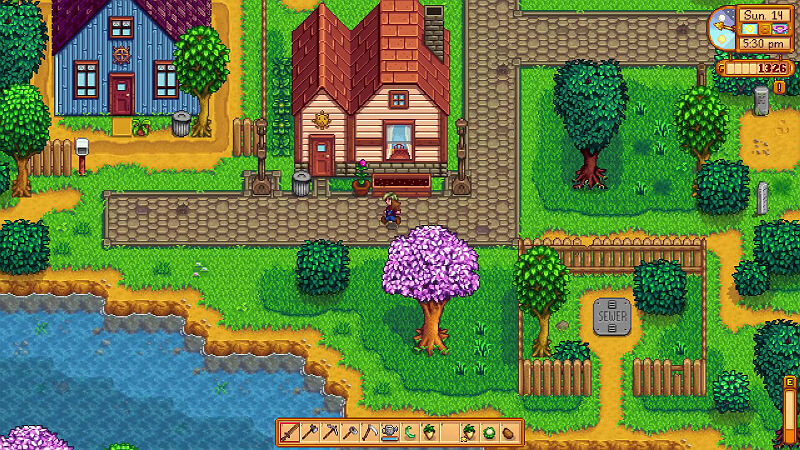 Stardew Valley Growth Rate