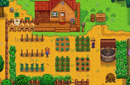 Stardew Valley Harvest