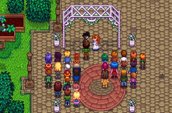 Stardew Valley Marriage