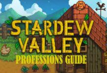 Stardew Valley Professions