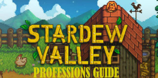 Stardew Valley Professions
