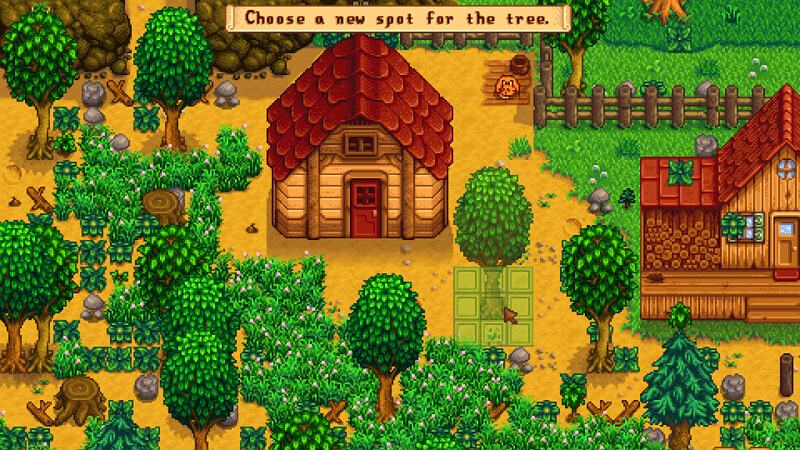 Stardew Valley Regular Trees