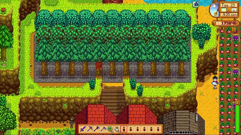 Stardew Valley Trees Planting Trees Using Tappers And Guide To Grow Gamescrack Org