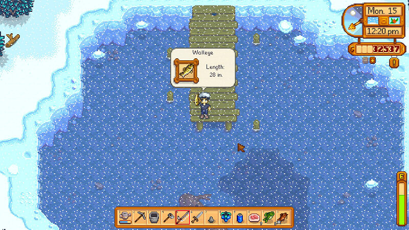 Stardew Valley How To Catch