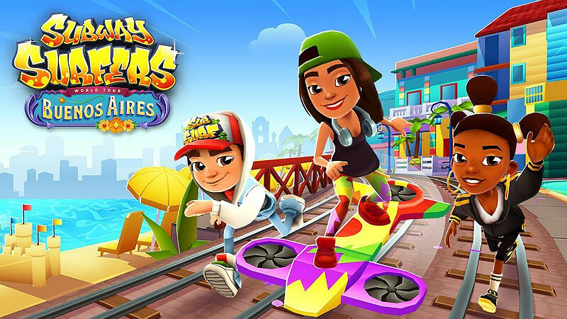 subway surfers game free download for pc setup