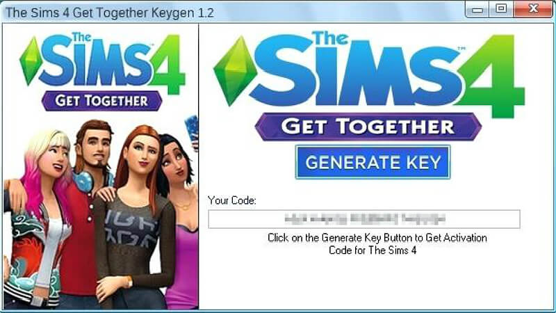 the sims 4 cracked