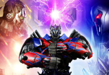 Transfomers Rise of the Dark Spark