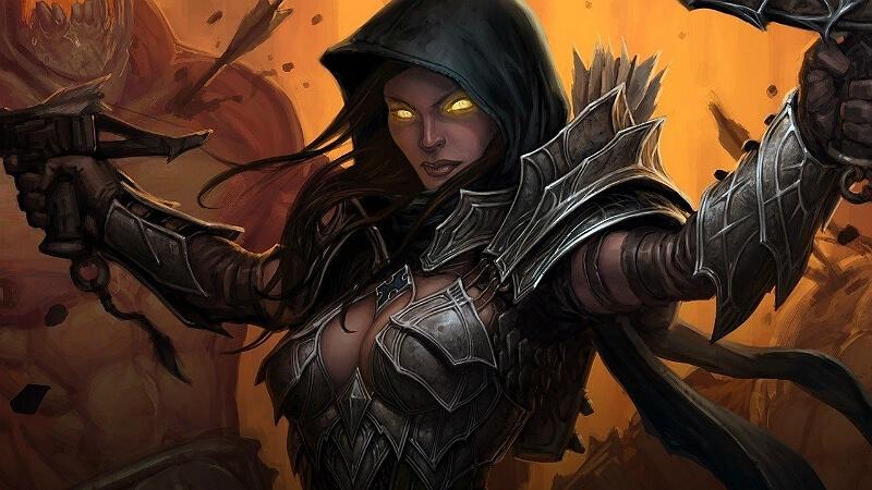 Diablo 3 Girl
