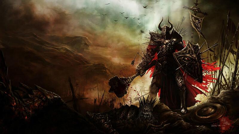 Diablo 3 Knight