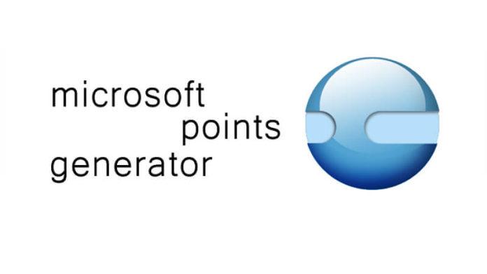 Microsoft Points Generator