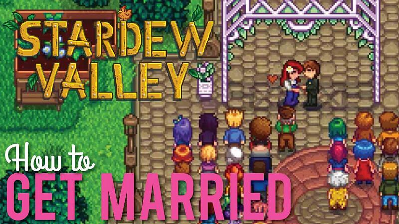 Alex Marriage Stardew Valley