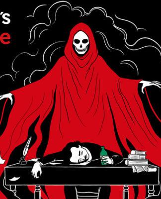 Allan Poe's Nightmare